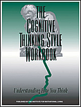 Cognitive Thinking Workbook for Students